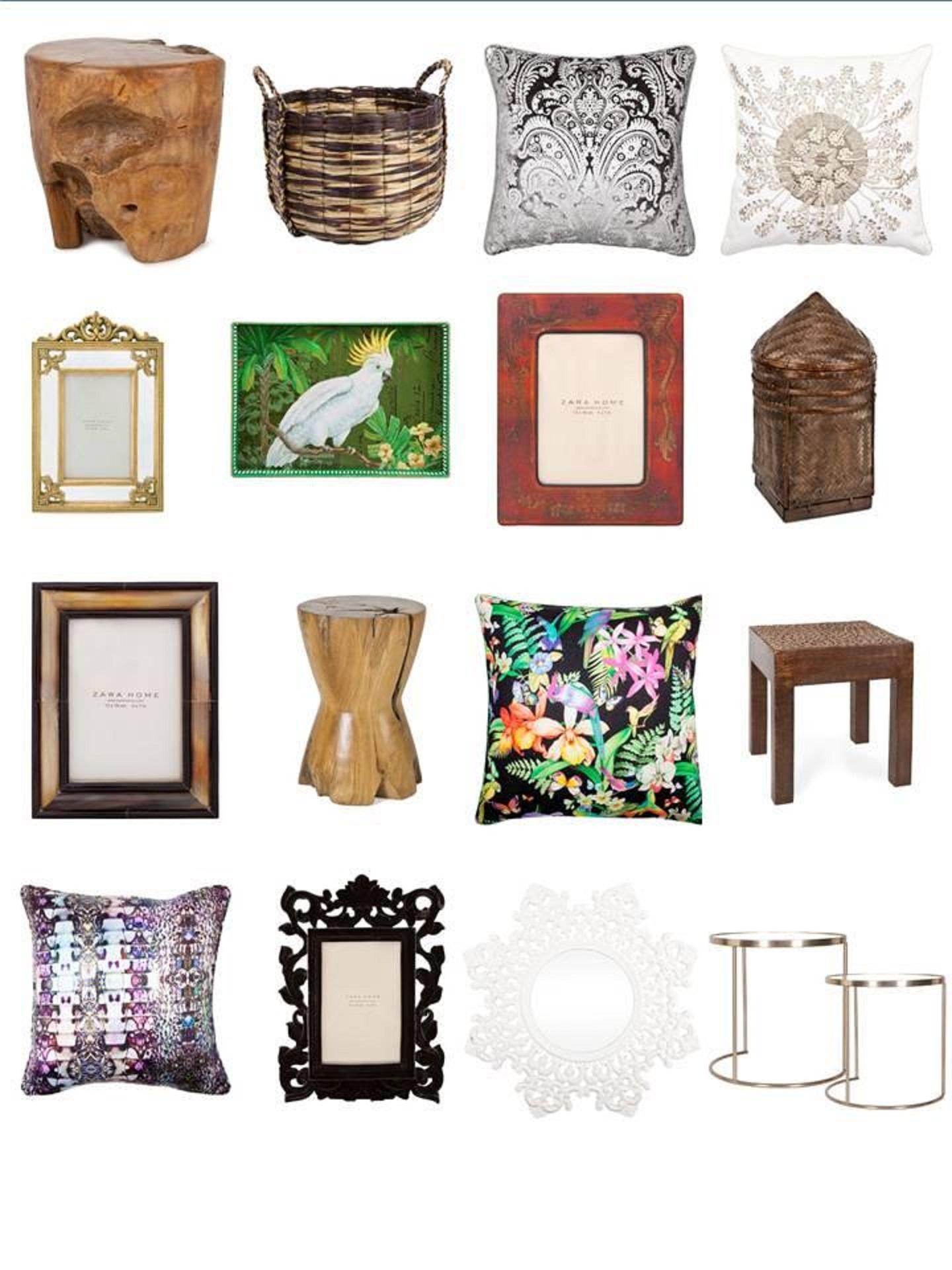 wish list chez zarahome connection deco. Black Bedroom Furniture Sets. Home Design Ideas